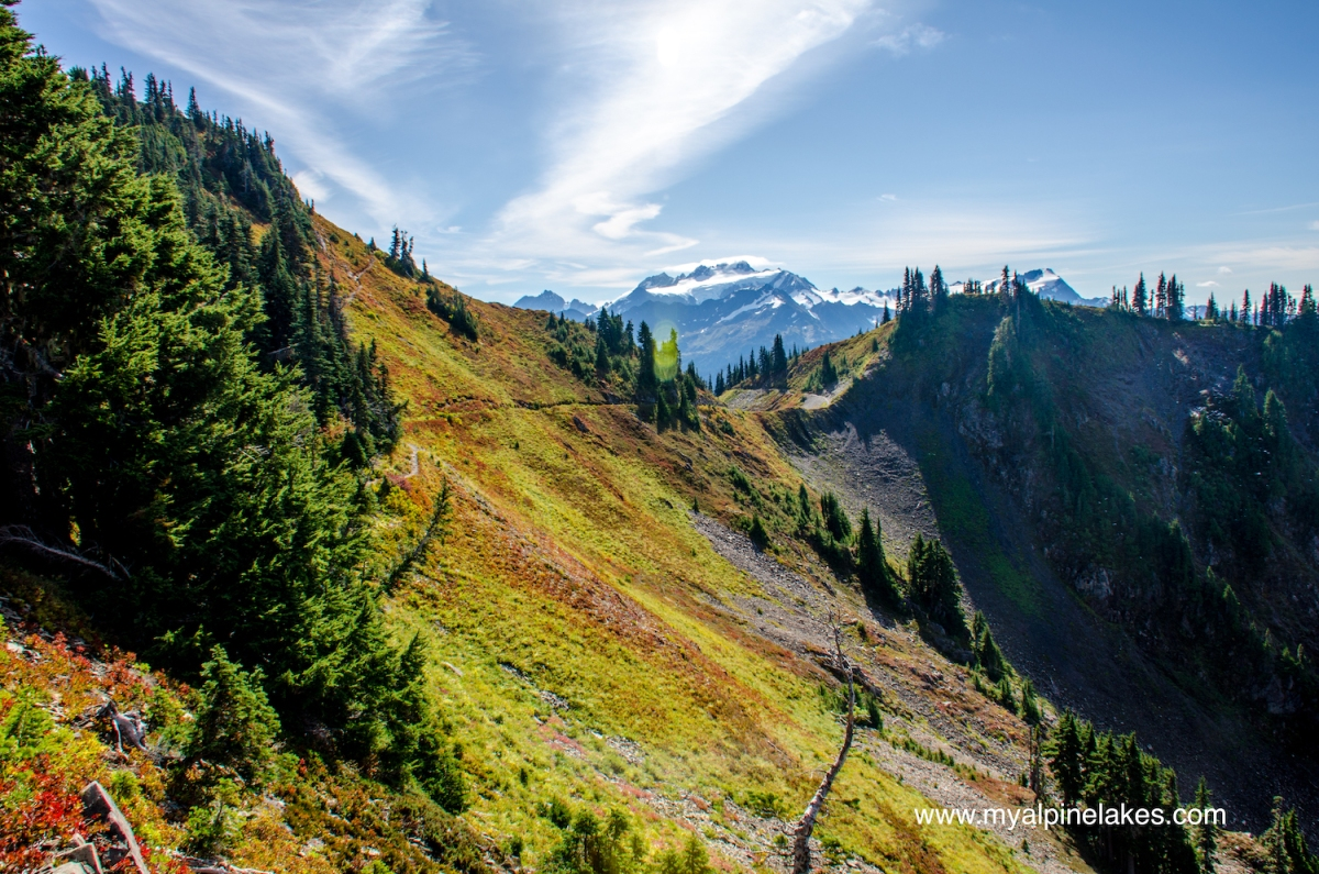 High Divide Loop- the Heart of Olympic National Park