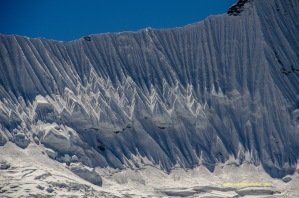 Awesome glacial formations