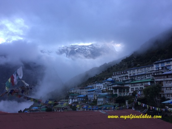 Good evening, Namche. We love you and miss you.