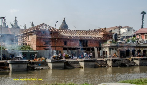 which is connected to Ganges to Varanasi in India