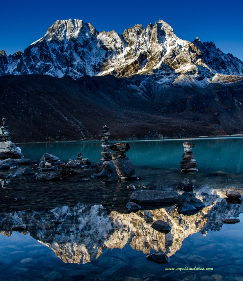 Good morning, Gokyo Lake!