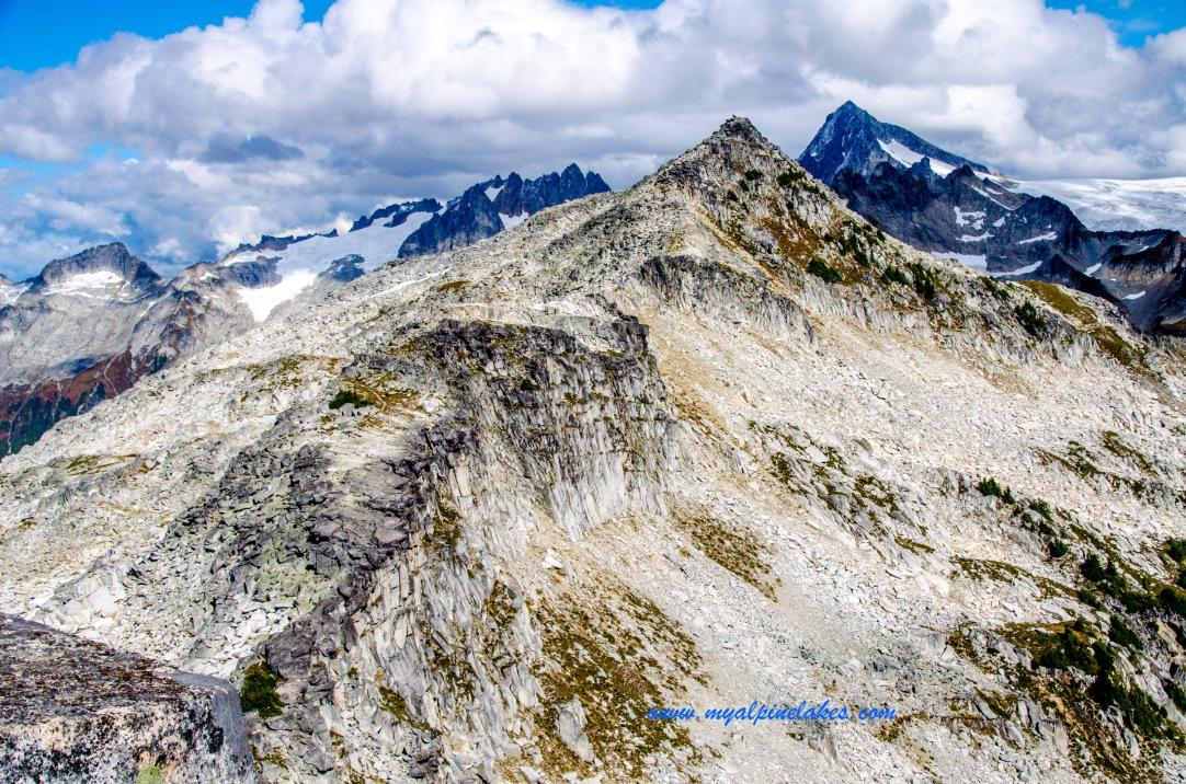 The granite ridge