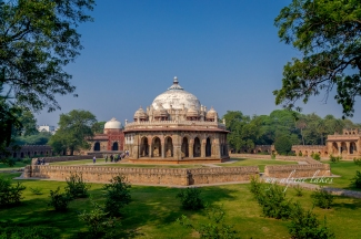 Beautiful Lodi garden in Dehli