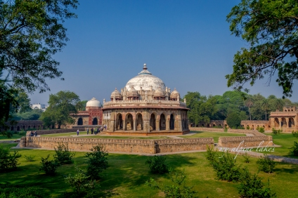 Beautiful Lodi garden in Dehli