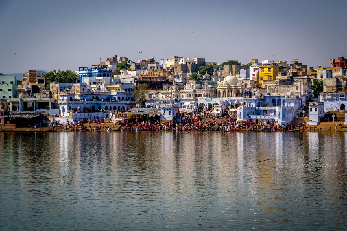 India - Part 2: Ajmer & Pushkar