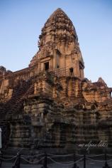 Sunrise on Angkor Wat