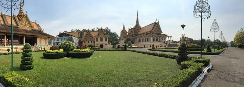 Palaces of Phnom Penh, Cambodia