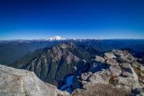 Mt Glacier looked pretty majestic